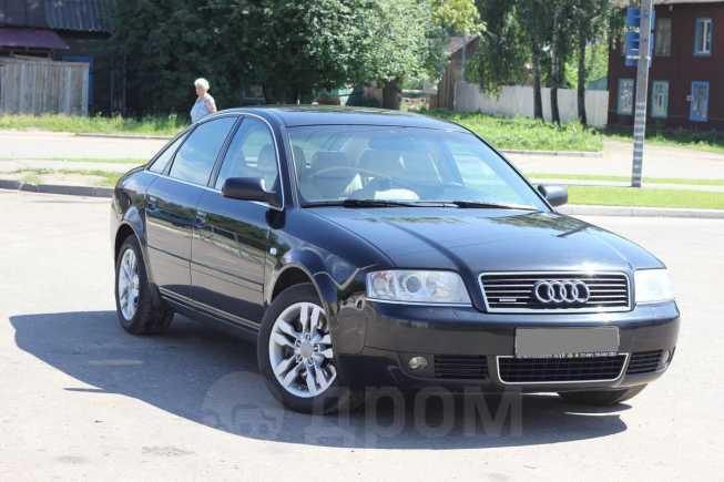 Audi A6, 2002 год, 550 000 руб.