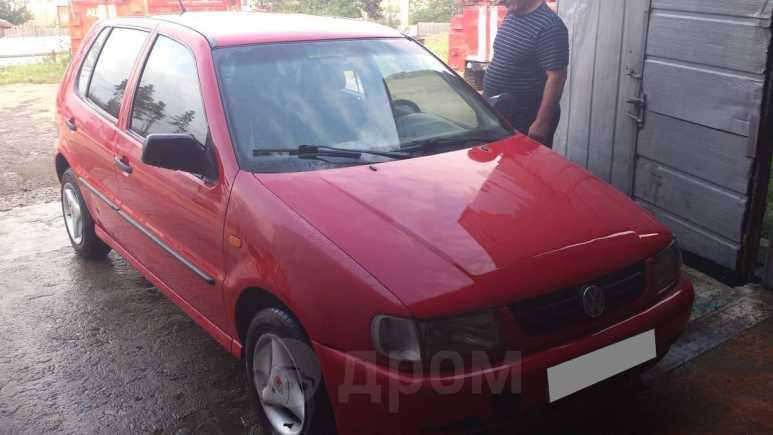 Volkswagen Polo, 1995 год, 150 000 руб.