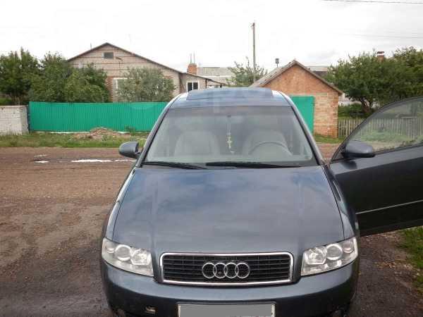 Audi A4, 2002 год, 435 000 руб.