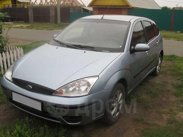 Ford Focus, 2004 год, 320 000 руб.