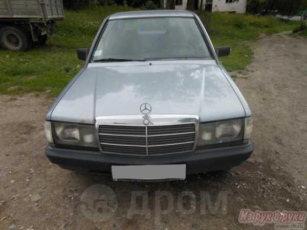 Mercedes-Benz C-Class, 1984 год, 35 000 руб.