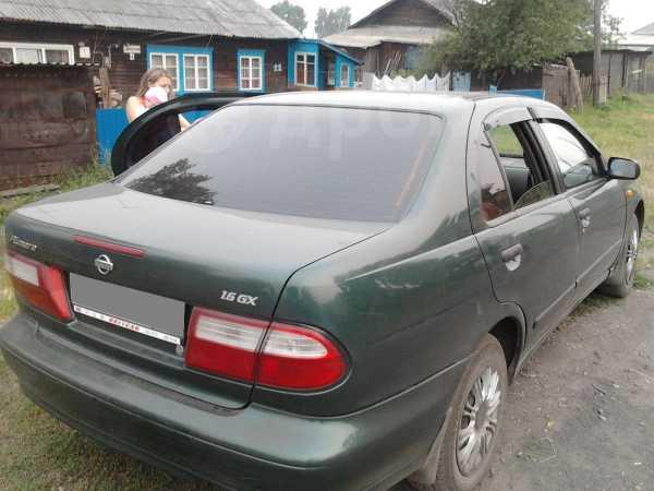 Nissan Almera, 1998 год, 210 000 руб.