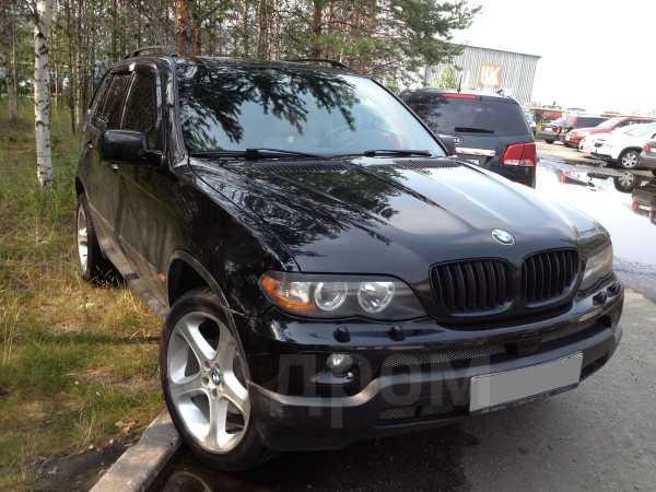 BMW X5, 2004 год, 840 000 руб.