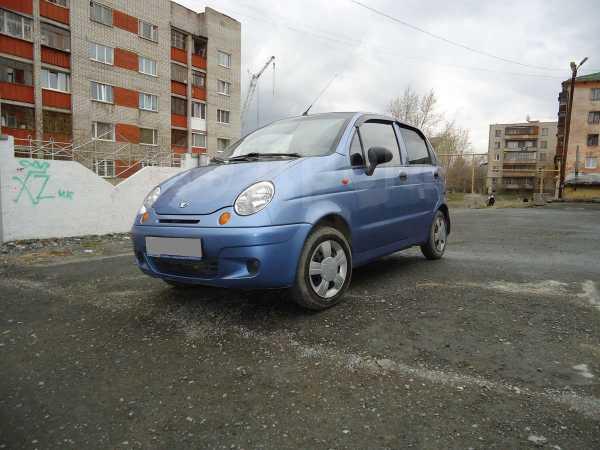 Daewoo Matiz, 2006 год, 193 000 руб.