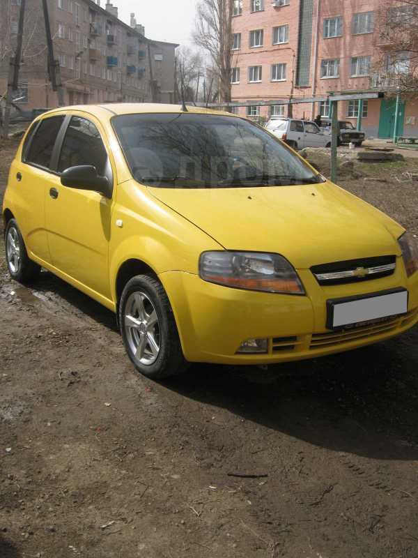 Chevrolet Aveo, 2005 год, 237 000 руб.