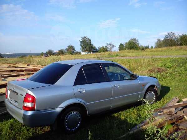 Mazda Familia, 2002 год, 165 000 руб.