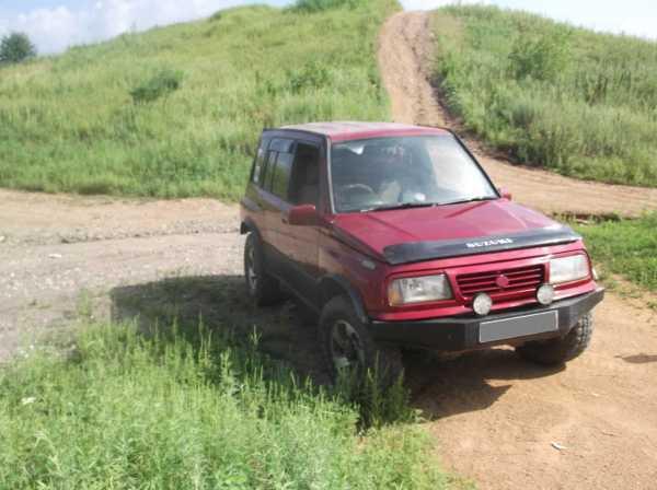 Suzuki Escudo, 1993 год, 265 000 руб.