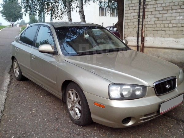 Hyundai Elantra, 2003 год, 195 000 руб.