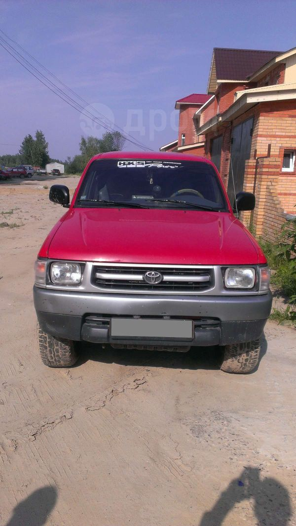 Toyota Hilux Pick Up, 1998 год, 450 000 руб.