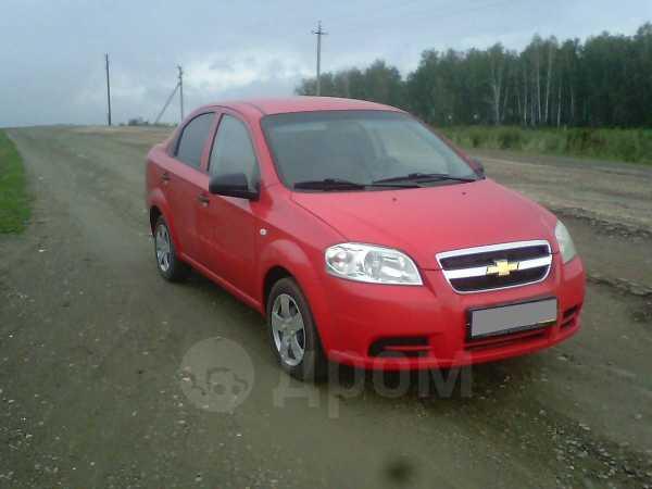 Chevrolet Aveo, 2011 год, 345 000 руб.