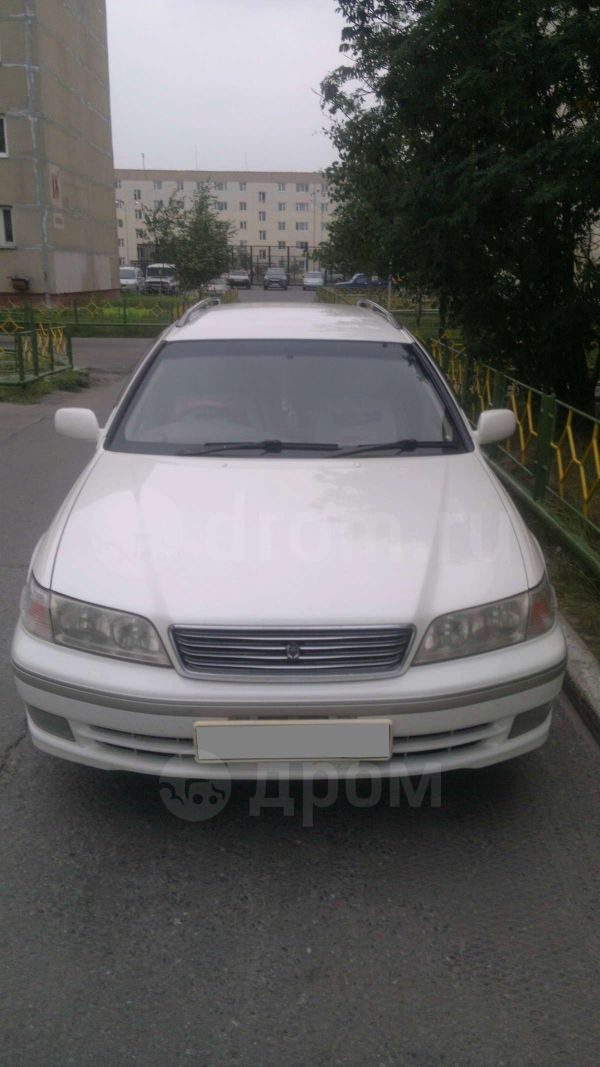 Toyota Mark II Wagon Qualis, 1998 год, 160 000 руб.