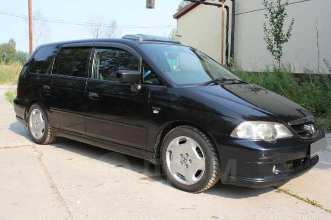 Honda Odyssey, 2002 год, 410 000 руб.