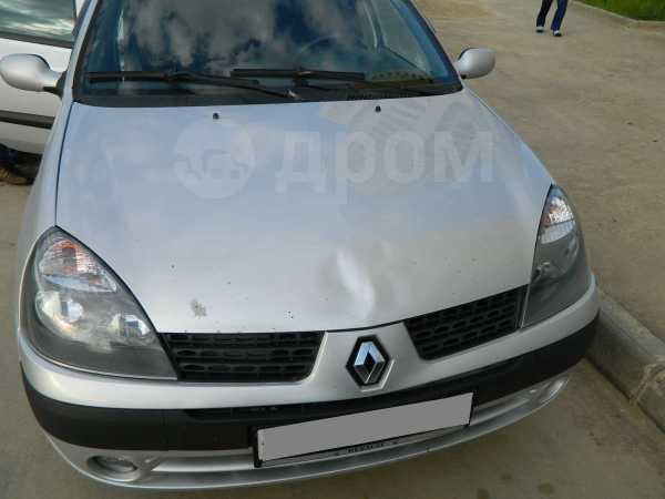 Renault Symbol, 2005 год, 125 000 руб.