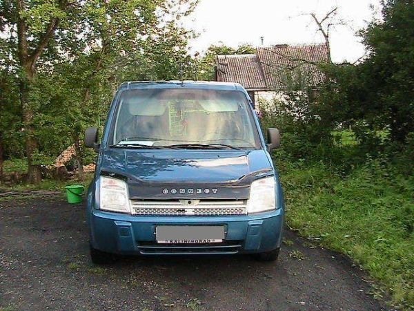 Ford Tourneo Connect, 2006 год, 329 000 руб.