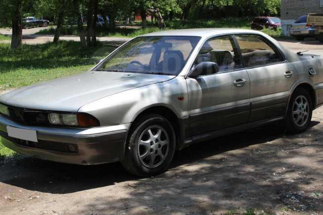 Mitsubishi Diamante, 1992 год, 75 000 руб.