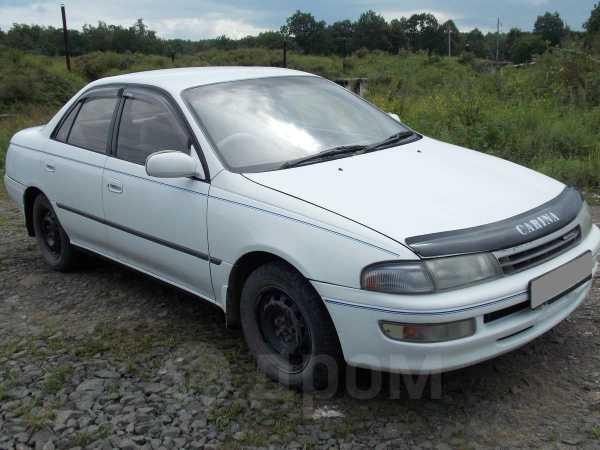 Toyota Carina, 1992 год, 95 000 руб.