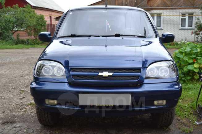 Chevrolet Niva, 2008 год, 330 000 руб.