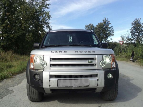 Land Rover Discovery, 2006 год, 835 000 руб.