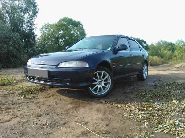 Honda Civic Ferio, 1992 год, 99 000 руб.