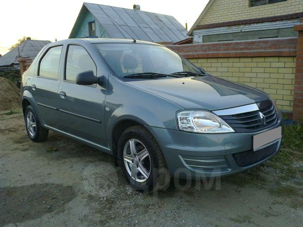 Renault Logan, 2011 год, 370 000 руб.
