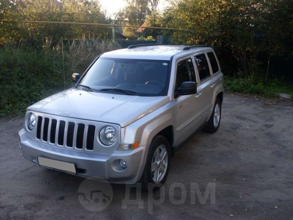 Jeep Patriot, 2010 год, 699 000 руб.