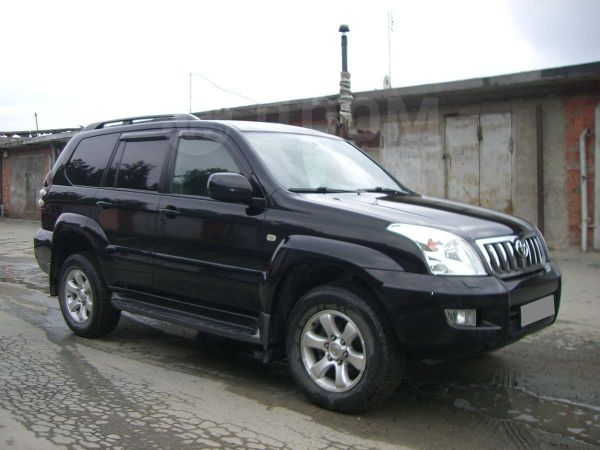 Toyota Land Cruiser Prado, 2006 год, 1 249 000 руб.