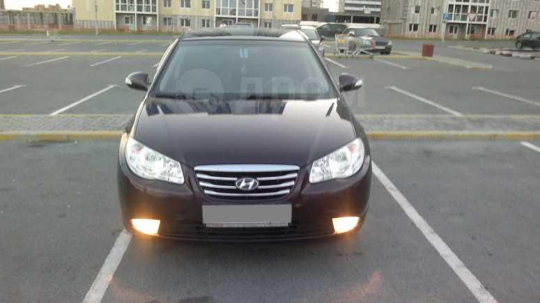 Hyundai Elantra, 2010 год, 560 000 руб.