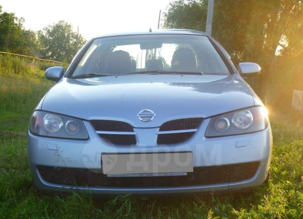 Nissan Almera, 2005 год, 280 000 руб.