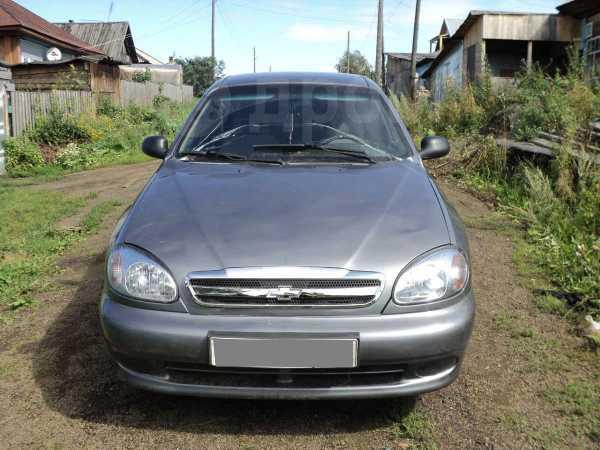 Chevrolet Lanos, 2005 год, 135 000 руб.