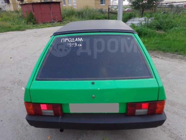 Лада 2109, 1999 год, 59 000 руб.
