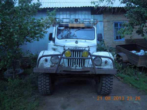 ГАЗ 69, 1967 год, 150 000 руб.