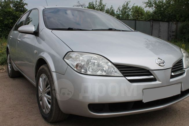 Nissan Primera, 2003 год, 312 000 руб.