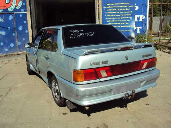 Лада 2115 Самара, 2002 год, 115 000 руб.