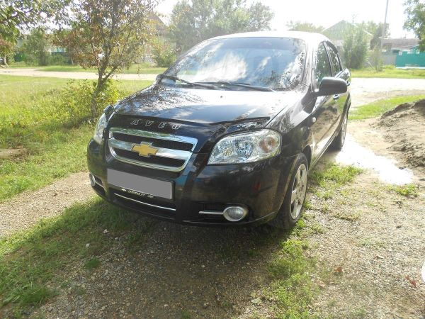 Chevrolet Aveo, 2006 год, 247 000 руб.