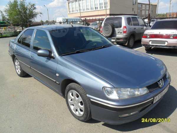 Peugeot 406, 2001 год, 220 000 руб.
