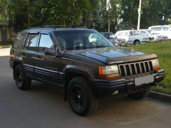 Jeep Grand Cherokee, 1996 год, 300 000 руб.