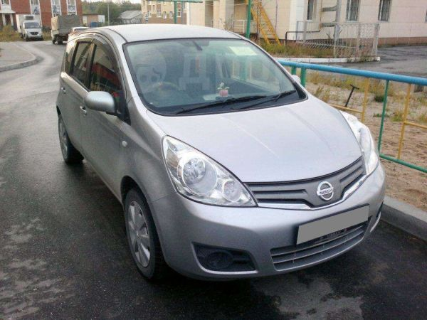 Nissan Note, 2008 год, 425 000 руб.