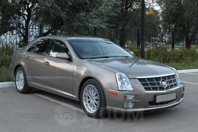 Cadillac STS, 2007 год, 827 000 руб.