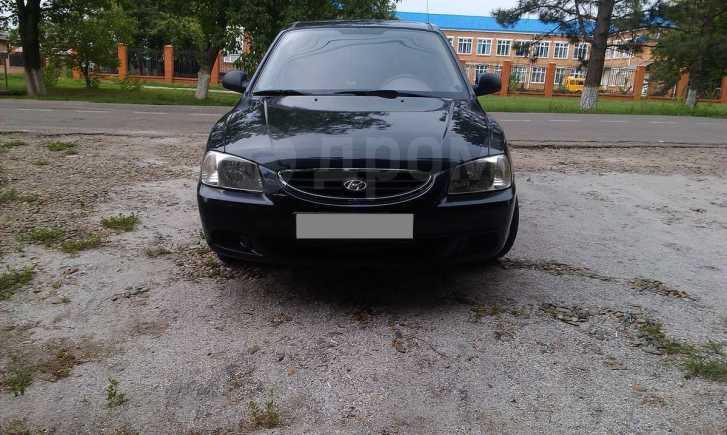 Hyundai Accent, 2009 год, 355 000 руб.