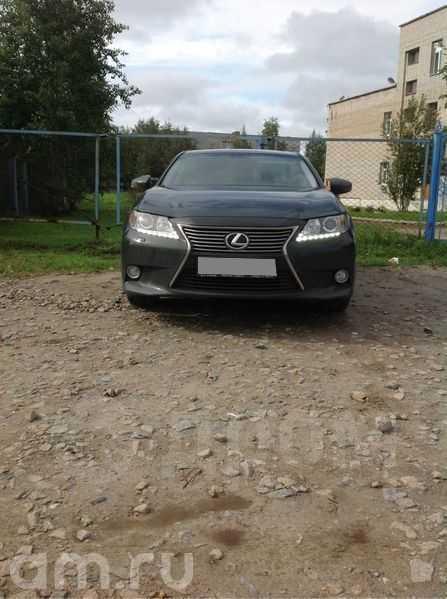 Lexus ES250, 2012 год, 1 800 000 руб.