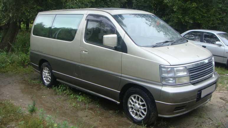 Nissan Elgrand, 1999 год, 300 000 руб.