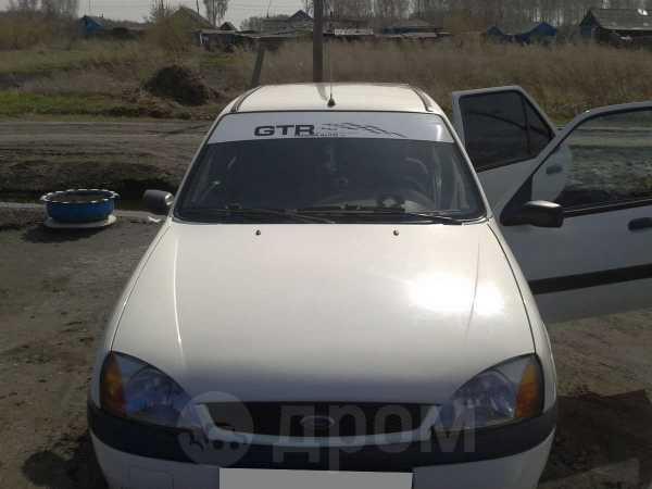Ford Fiesta, 2001 год, 210 000 руб.