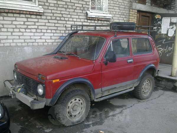 Лада 4x4 2121 Нива, 1991 год, 77 000 руб.