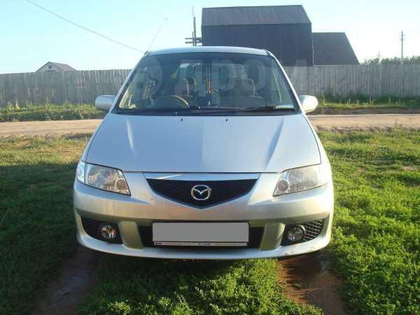Mazda Premacy, 2003 год, 245 000 руб.