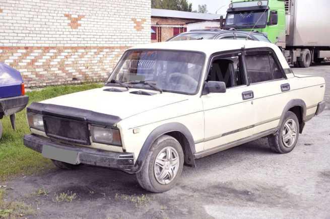 Лада 2107, 1995 год, 37 000 руб.