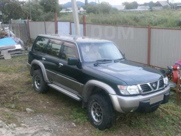 Nissan Safari, 1998 год, 670 000 руб.