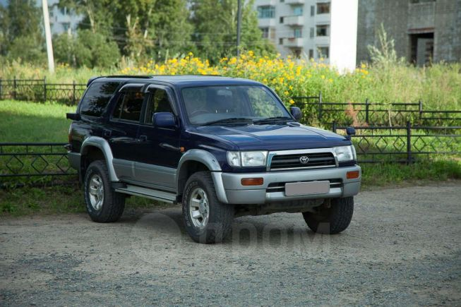 Toyota Hilux Surf, 1996 год, 550 000 руб.