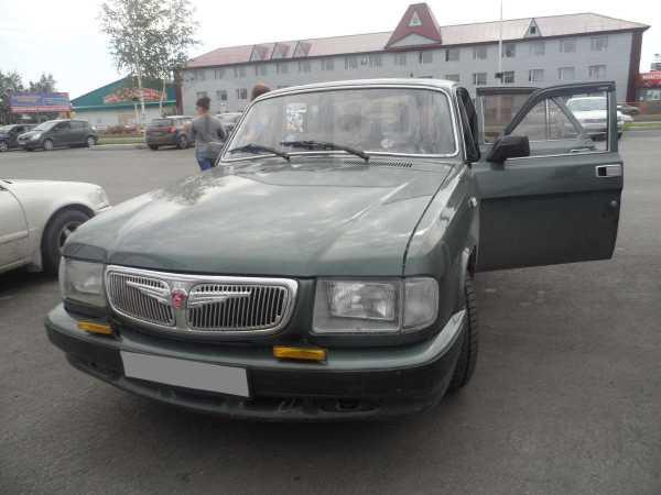 ГАЗ Волга, 2002 год, 115 000 руб.
