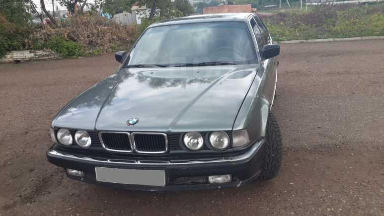 BMW 7-Series, 1989 год, 110 000 руб.