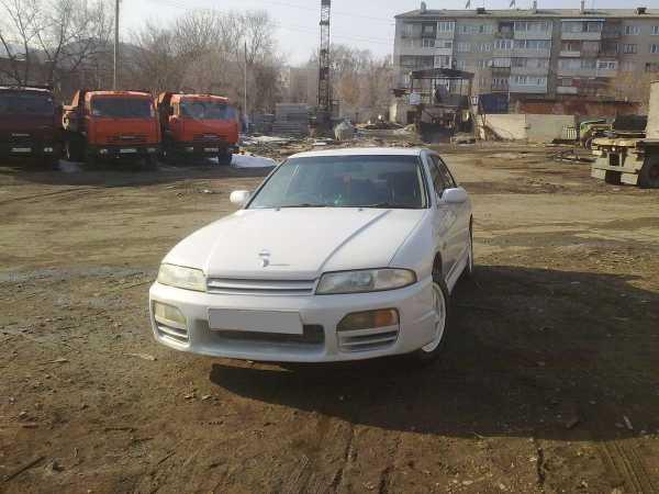 Nissan Skyline, 1996 год, 205 000 руб.